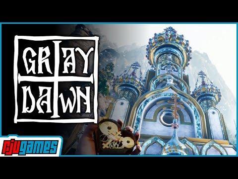 Gray Dawn Part 5   Horror Game   PC Gameplay Walkthrough