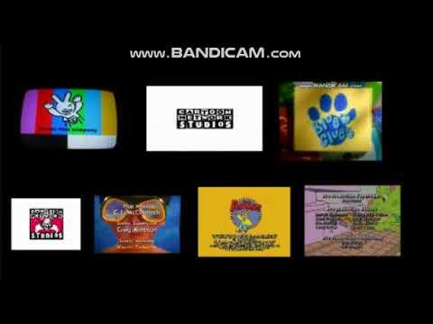 Arthur, Barney, Blue's Clues, CF, MSB, PPG, Samurai Jack and Rubbadubbers Credits Remix