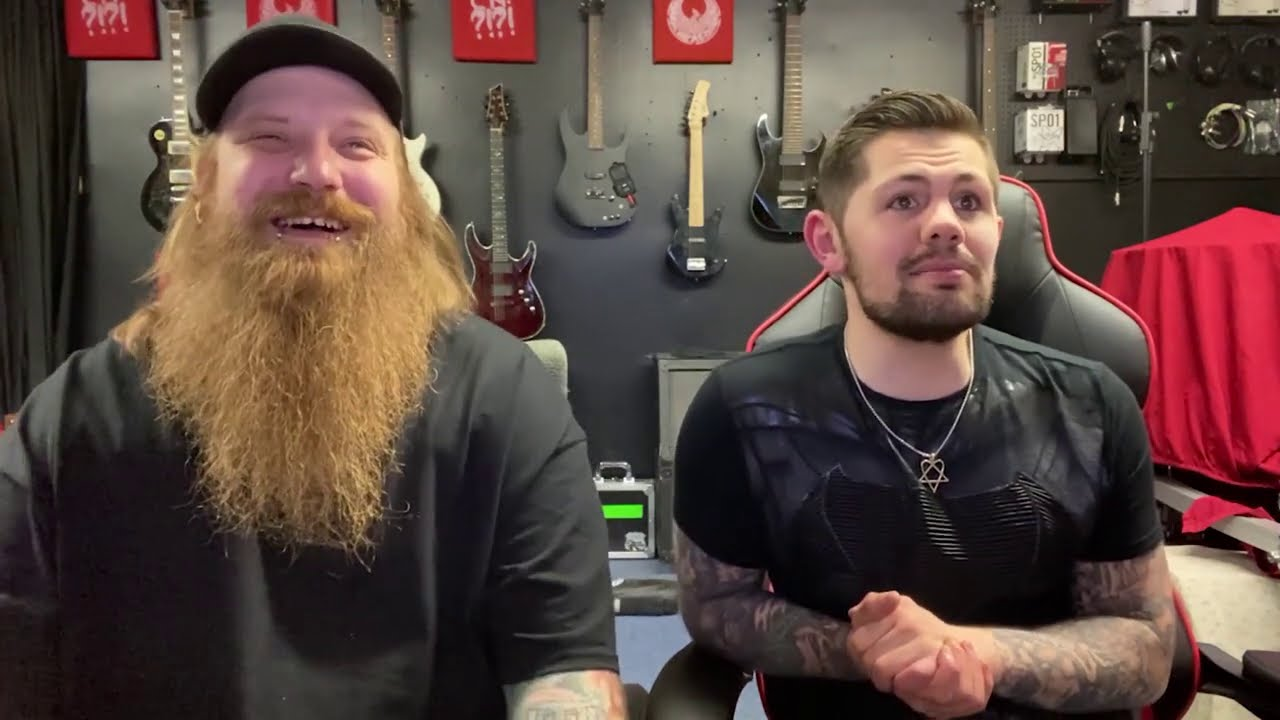 """Metal Heads React to """"The System"""" by Lyrizone"""