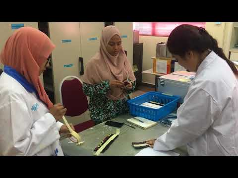Dosimetry Service Training Course In Malaysia Nuclear Agency