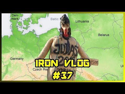 Sąd nad Judaszem , Nowy dekalog , Jezus dosiada baranka - Iron Vlog 37