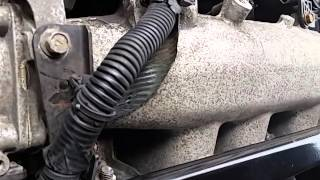 crankshaft and camshaft position sensor diy replacement