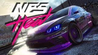 V8 Golf im Vollgasrausch! - NEED FOR SPEED HEAT Part 27 | Lets Play NFS Heat