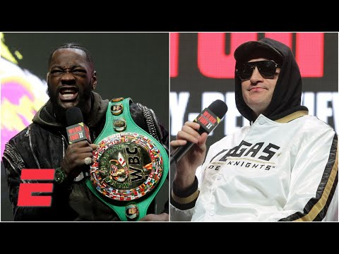 Deontay Wilder Vs. Tyson Fury II Final Press Conference Highlights | Boxing On ESPN