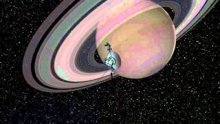 Voyager Interstellar Journey through the Solar System & Beyond