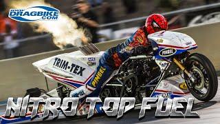 2018 Man Cup Top Fuel Nitro Dragbikes - Qualifying Round 2