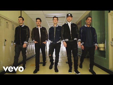 New Kids On The Block – Boys In The Band (Boy Band Anthem)