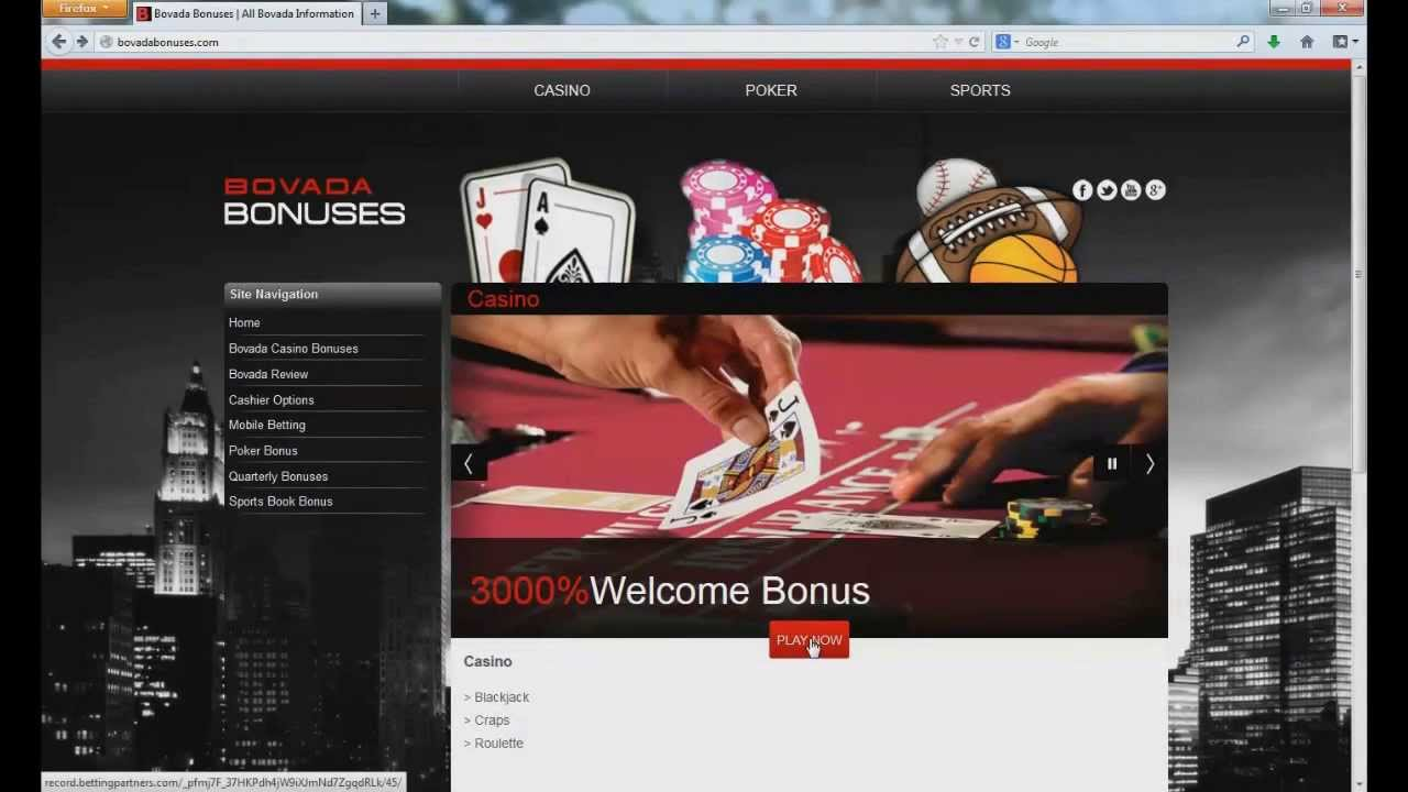 Bovada Issues