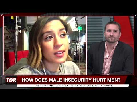 How Does Male Insecurity Hurt Men? Newsbroke's Francesca Fiorentini