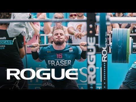 The CrossFit Total — 2018 CrossFit Games / 8K