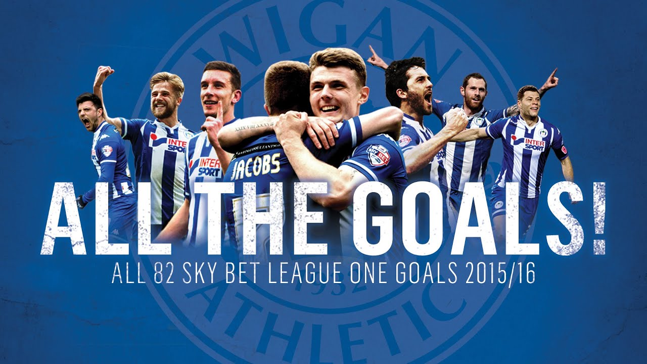 WATCH all the Sky Bet League One goals: Luton held by ...