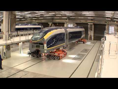 KUKA omniMove at Siemens plant Krefeld