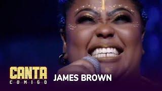 Francine Môh empolga 98 jurados com sucesso de James Brown