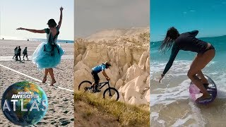 Waves and Wheels in Cabo San Lucas, Turkey, California & Peru | PAA Atlas