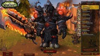 Bajheera - Arms Warrior