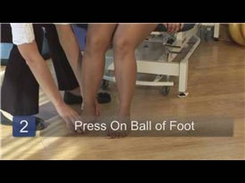 Physical Therapy : Toe Raising Exercises for Ankle Physical Therapy
