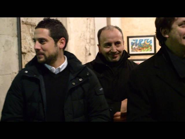 Francesco Ferrulli ed il suo Contornismo Metafisico - Mostra personale #ScONTORNATO