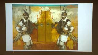 Artist Talk by Mateo Romero - Barbara A. and Edward G. Hail Lecture