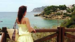 CELENIA: Costa Blanca, Spain. Moraira, Calpe, Benissa beach.