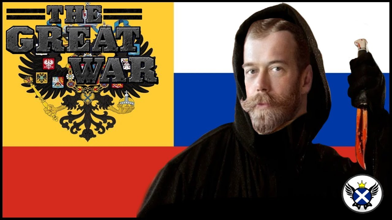 What if the Russian Empire Back-Stabbed the Entente? | HOI4 The Great War Redux Russian Empire