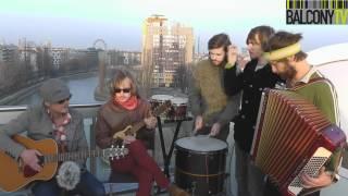 STEAMING SATELLITES - THE SEA (BalconyTV)