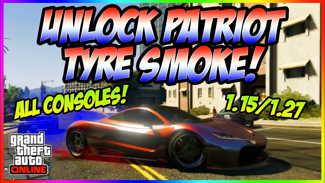 how to get canadian smoke on gta 5 online