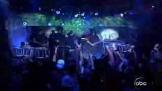 SlipKnoT The Blister Exists - live kimmel 07-30-04