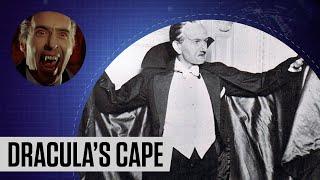 The Surprising Origin oḟ Dracula's Cape   Behind the Seams