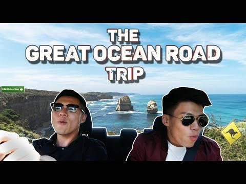 THE GREATEST AUSTRALIAN ROAD TRIP - The Great Ocean Road In Melbourne - Smart Travels: Episode 25