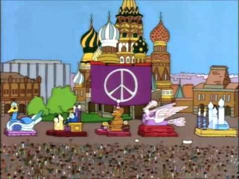 Unión Sovietica - Los Simpsons
