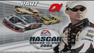NASCAR 2005 Chase for the Cup Fight to the Top | Part 1 | THIS IS GONNA HURT