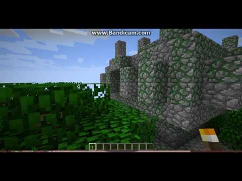 Ключи генерации мира для minecraft