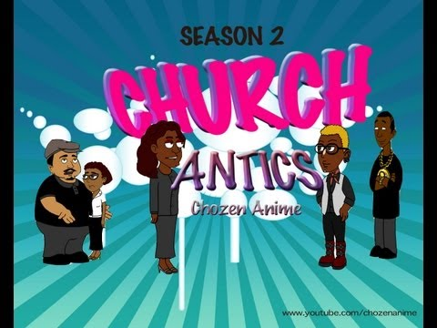 Church Antics S2:E5 (THE WITNESSING NIGHT) Caribbean Church Drama