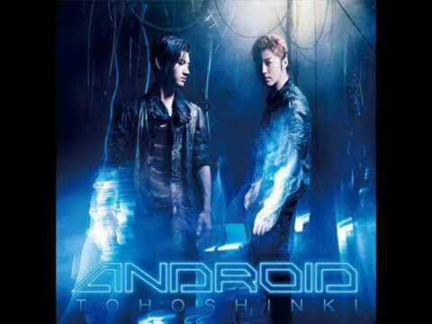 TVXQ HoMin - ANDROID Full Audio HD
