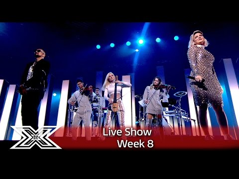 Thumbnail: Clean Bandit perform Rockabye with Sean Paul & Anne-Marie | The X Factor UK 2016