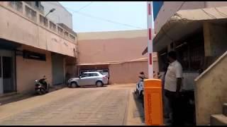 Scorpio Auto Boom Barriers - Sathyabama University - Sholinganallur, Chennai.