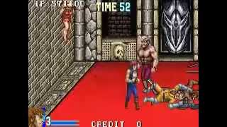 Double Dragon Advance (GBA) Speedrun - Expert mode - At 1 life and 0 credits