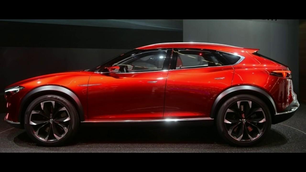 Mazda cx7 2017