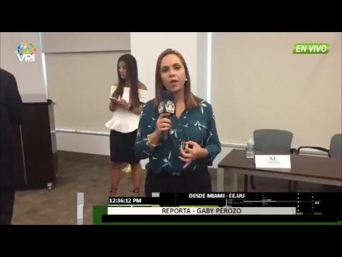 EN VIVO - Audiencia de juicio contra Nicolás Maduro