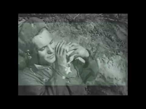На поле танки грохотали  видео  Исполняет Николай Агеев
