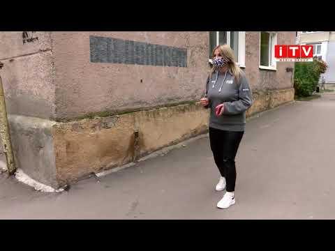 ITV media group: Сусіди захищають чоловіка, який у Рівному викинув на жінку диван з третього поверху