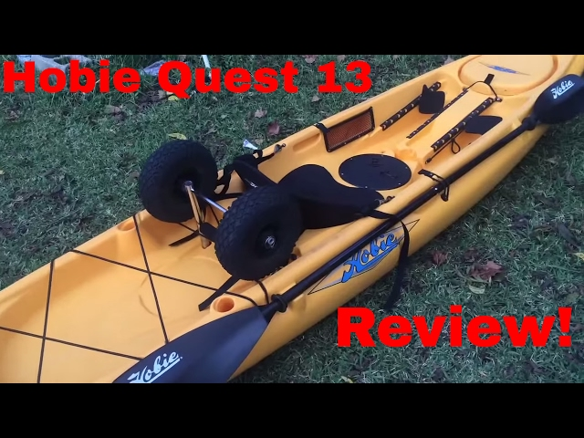 Hobie Quest 13 Kayak Review and Opinion #41