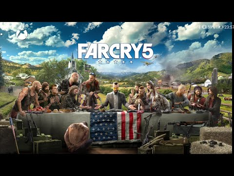 Far cry 5 game play part 1 (crashed) |