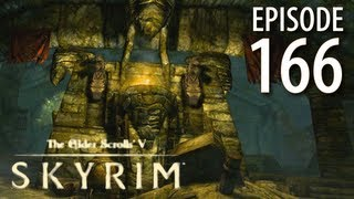 Elder Scrolls V: Skyrim Walkthrough in 1080p, Part 166: Clearing the Skuldafn Temple (in 1080p HD)
