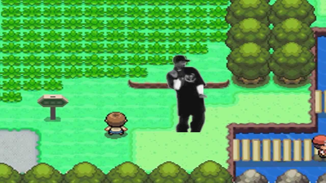 Pokemon smoking weed
