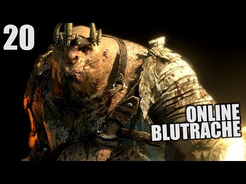 Mittelerde: Schatten des Krieges #20 Online Blutrache | Shadow of War Gameplay German