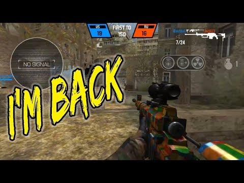I'm Back   Bullet Force [PC]