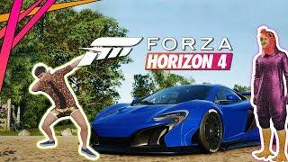 Forza Horizon 4 : Personnalisation de personnage - nouveau kit LB WORKS