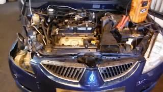 Авторазбор Mitsubishi Lanser 9 2008 1.6 4G18 МКПП
