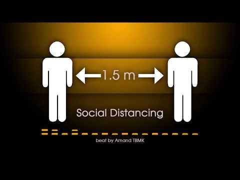 Amand TBMK - Distanciamento Social | Free Beat